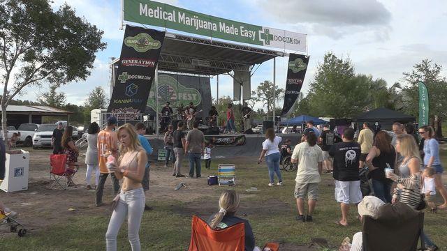 Hemp Fest is a grass root effort for legal medical marijuana