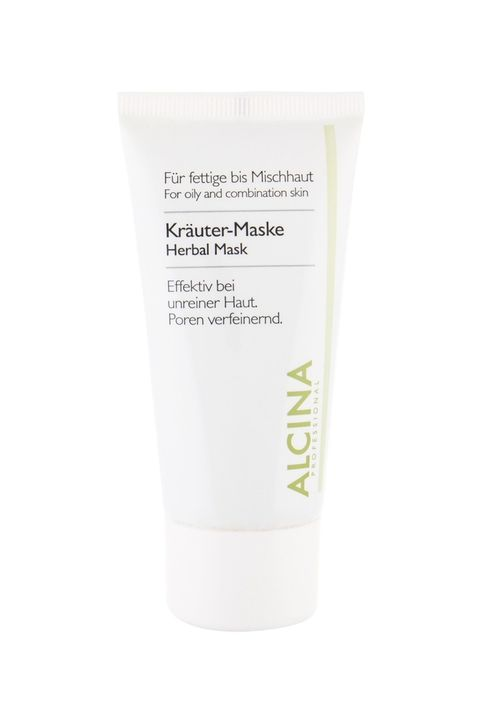 Alcina Herbal Face Mask 50ml (Oily - Mixed - For All Ages)
