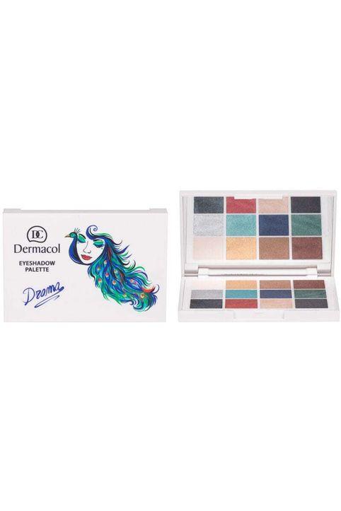 Dermacol Luxury Eyeshadow Palette Drama Eye Shadow 18gr