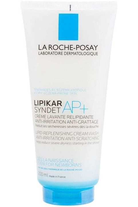 La Roche-posay Lipikar Syndet AP+ Shower Cream 200ml