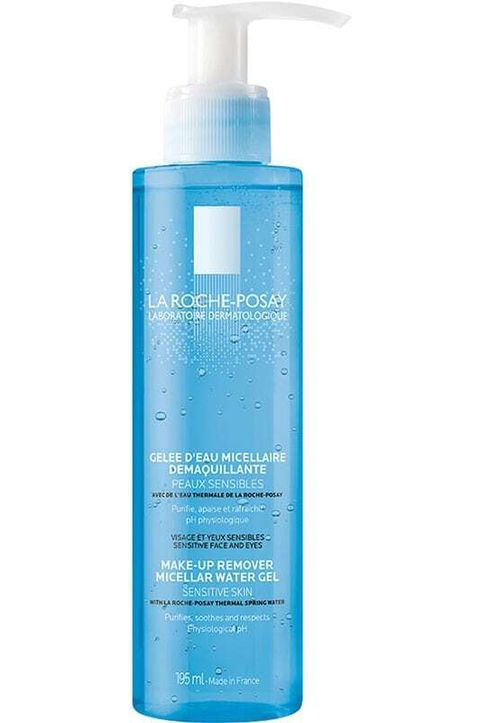 La Roche-posay Physiological Micellar Water Gel Face Cleansers 195ml