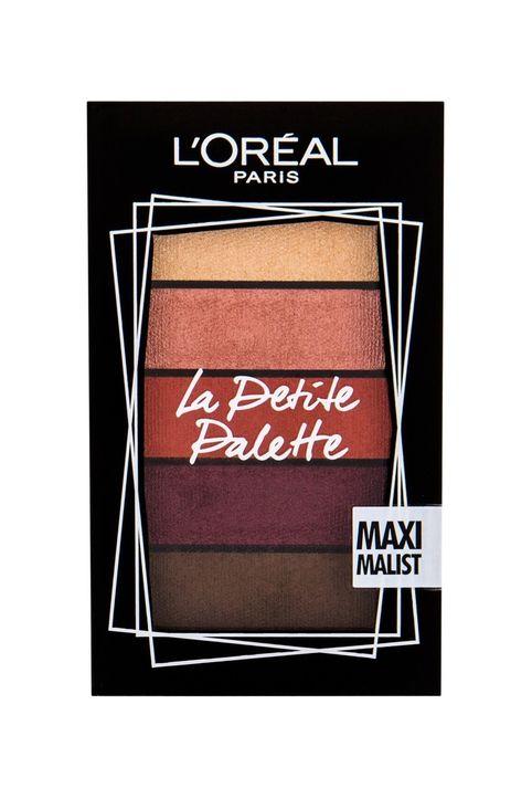 L/oreal Paris La Petite Palette Eye Shadow 4gr Maximalist