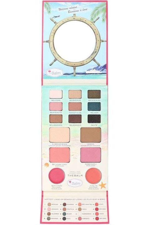 Thebalm The Balm Voyage Vol. 2 Makeup Palette 21,1gr Combo: Face Palette