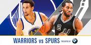 聖城逆襲甲骨文—Golden State Warriors & San Antonio Spurs Game 1