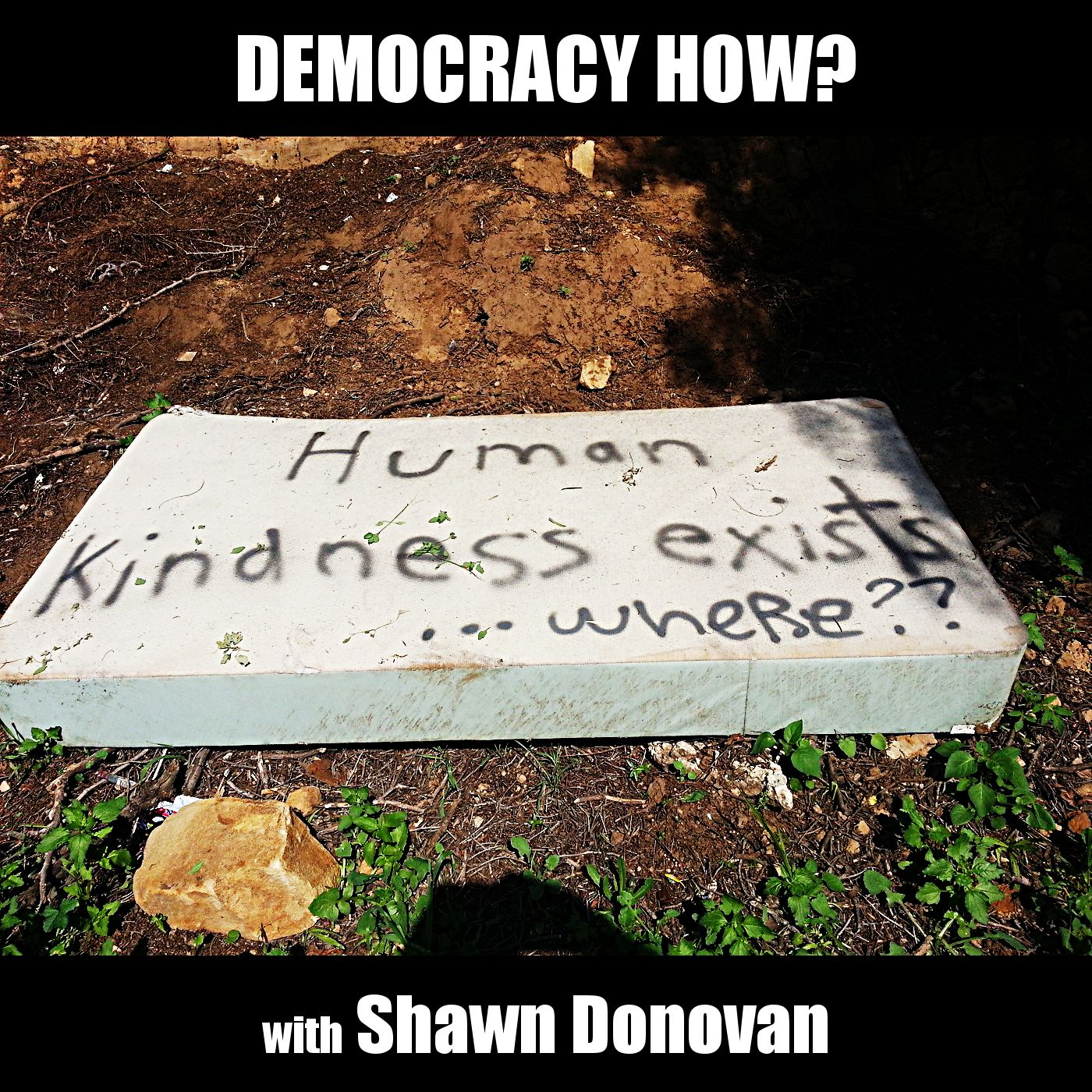 Democracy How? E004 – The Gift Economy with Robin Upton