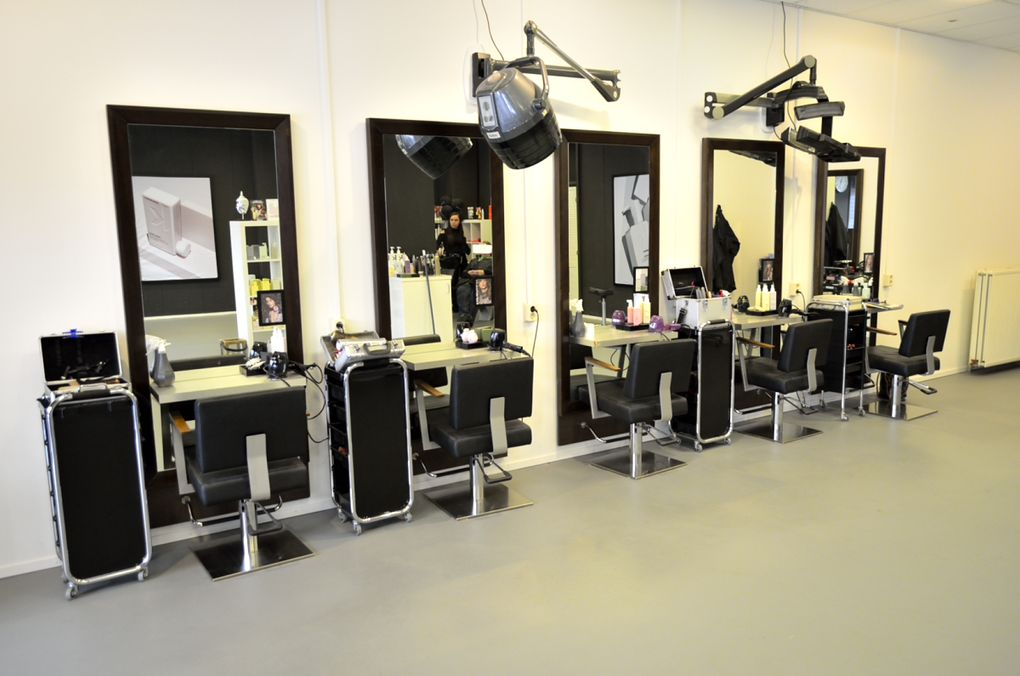 The Hairdesigners interieur