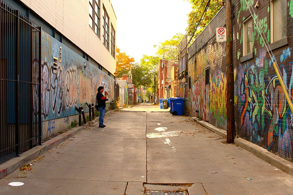 What's standing in the way of the redevelopment of downtown Toronto's laneways?
