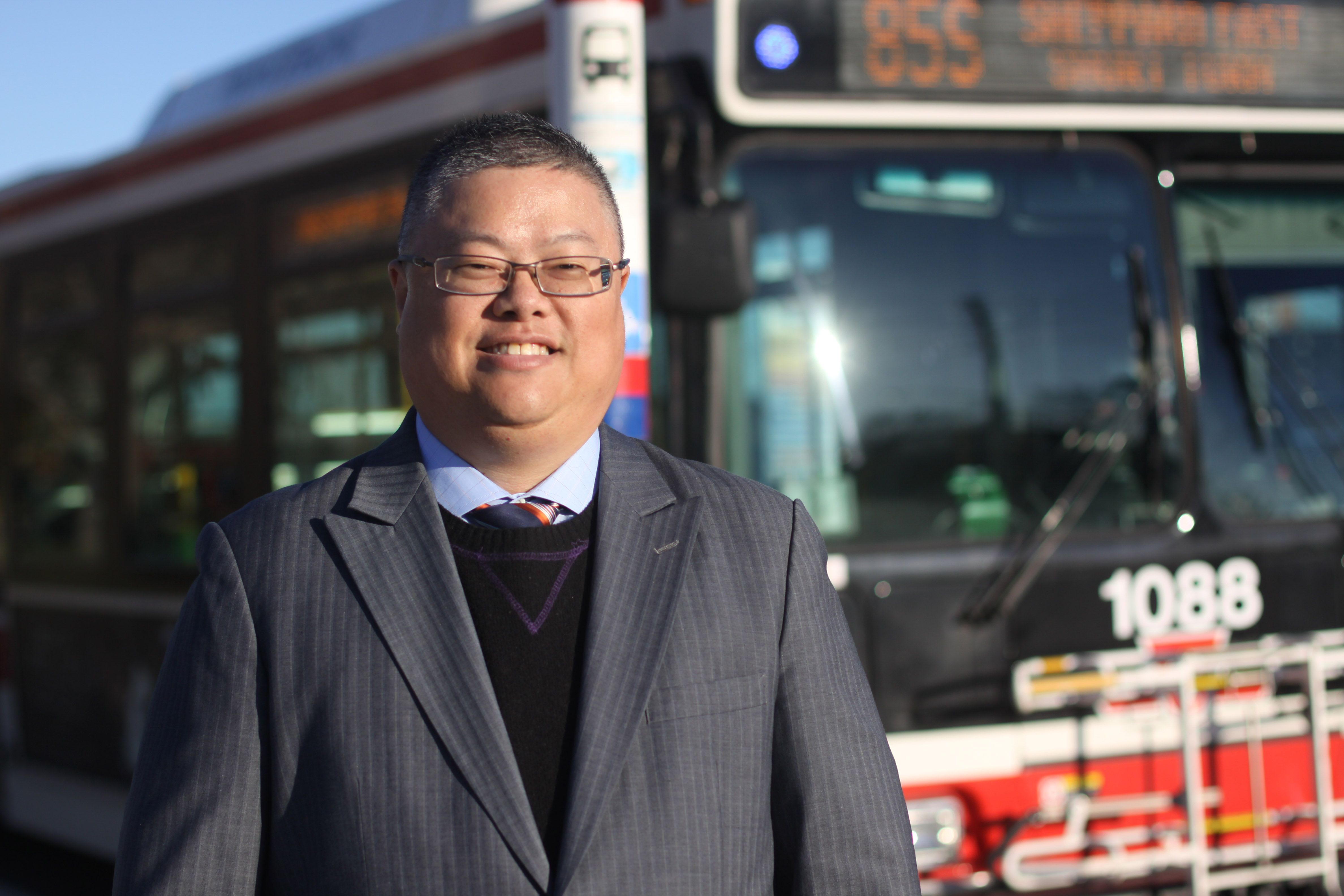 Kingsley Kwok supports Scarborough residents filing Ombudsman complaint on TTC briefing note