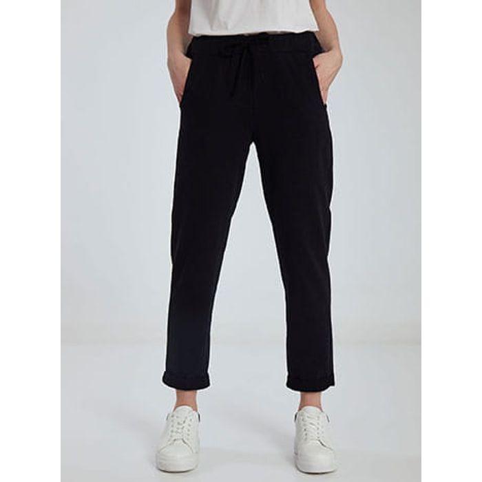 Βαμβακερό παντελόνι φόρμας SH1477.1001+1