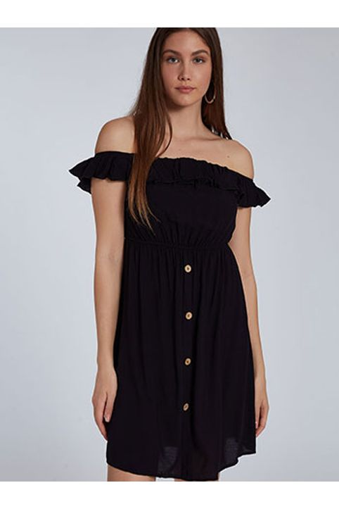 Φόρεμα με ακάλυπτους ώμους SH1539.8025+4