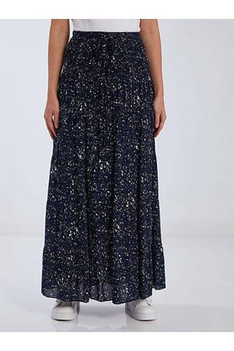 Φούστα φόρεμα με βαμβάκι SH1567.2063+3