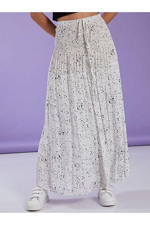 Φούστα φόρεμα με βαμβάκι SH1567.2063+1