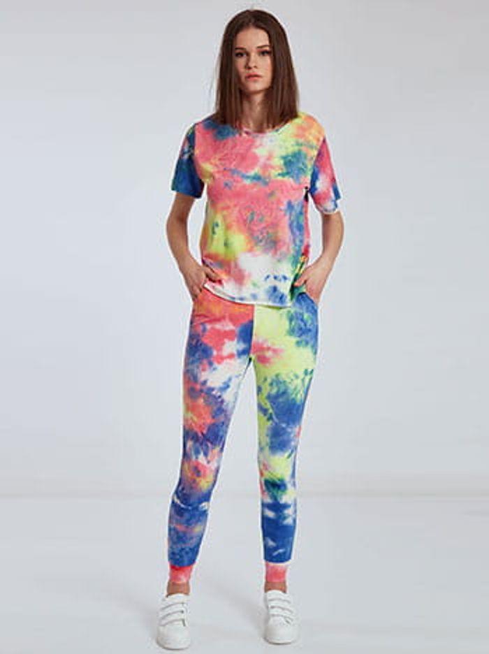Tie dye αθλητικό σετ SH1667.0158+6