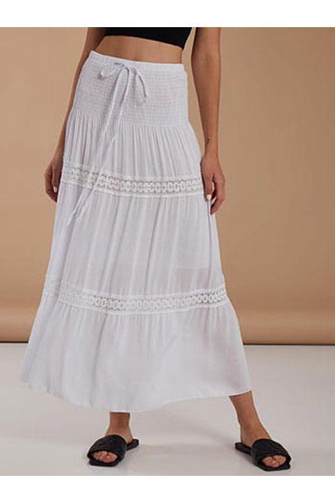 Φούστα φόρεμα με κέντημα SH1755.2902+2