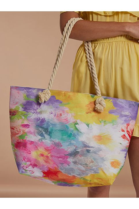 Tie dye τσάντα θαλάσσης SH673.A261+1