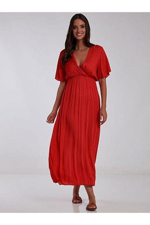 Κρουαζέ maxi φόρεμα SH7885.8802+3