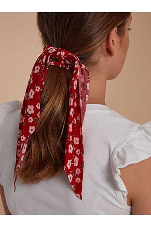 Floral λαστιχάκι μαλλιών SH9916.A086+5