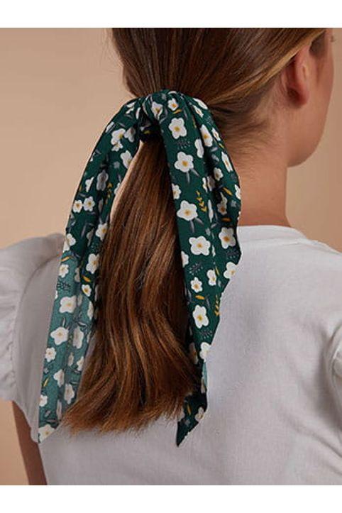 Floral λαστιχάκι μαλλιών SH9916.A086+6