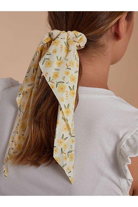 Floral λαστιχάκι μαλλιών SH9916.A086+9
