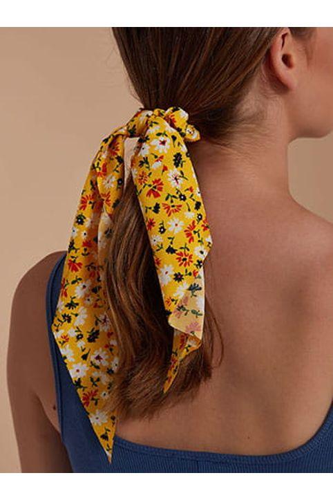 Λαστιχάκι μαλλιών με λουλούδια SH9916.A339+2