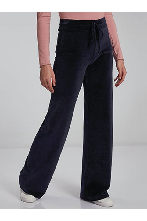 Βελούδινο παντελόνι φόρμας WM1535.1001+7