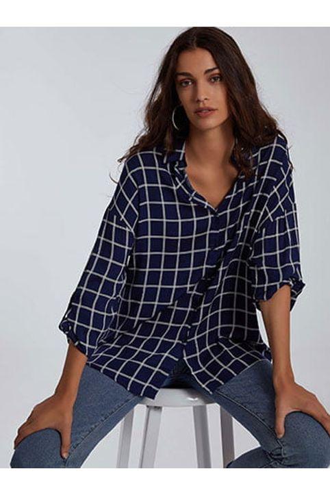 Καρό πουκάμισο WM7904.3758+3