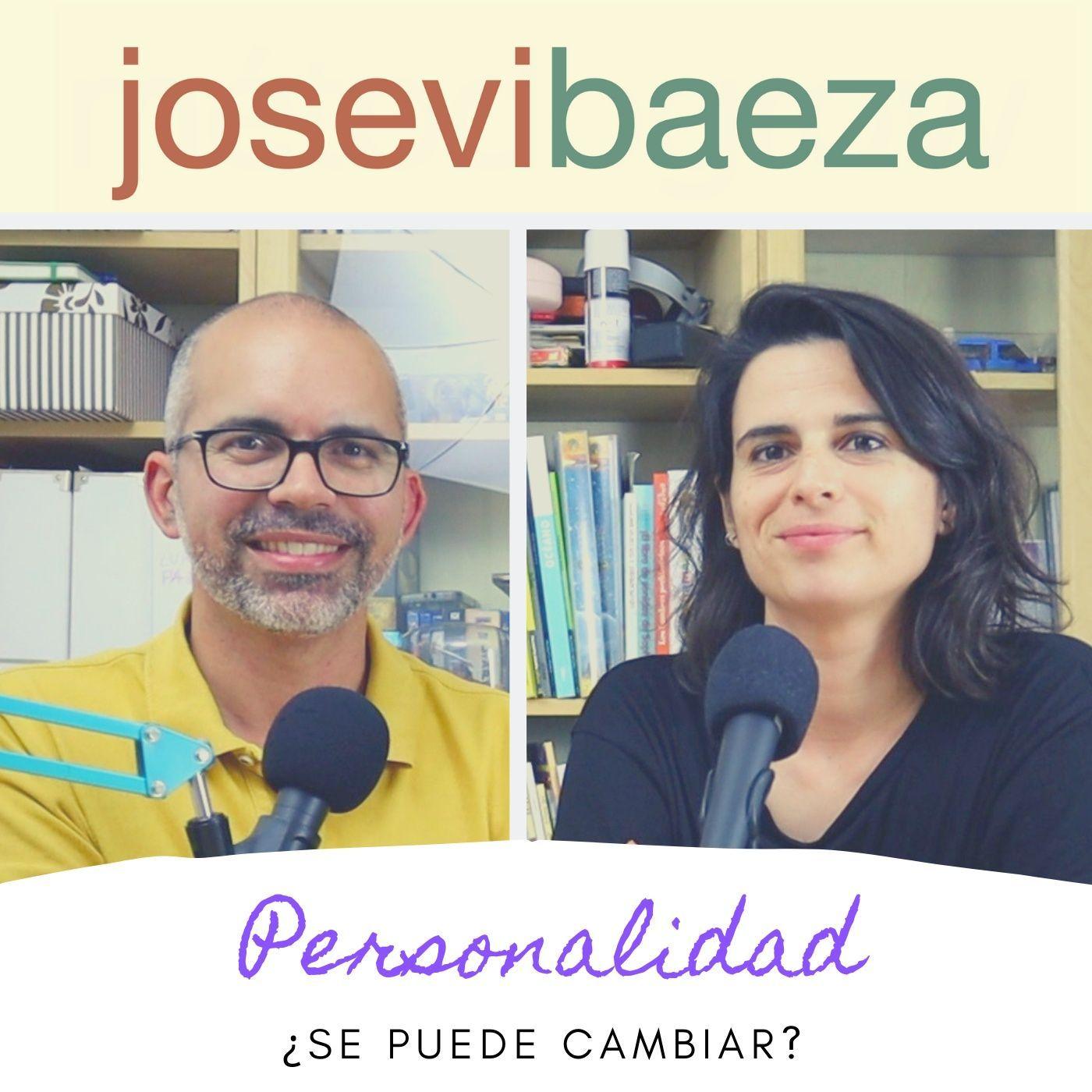 ¿Se puede CAMBIAR la PERSONALIDAD? con Miriam Mora