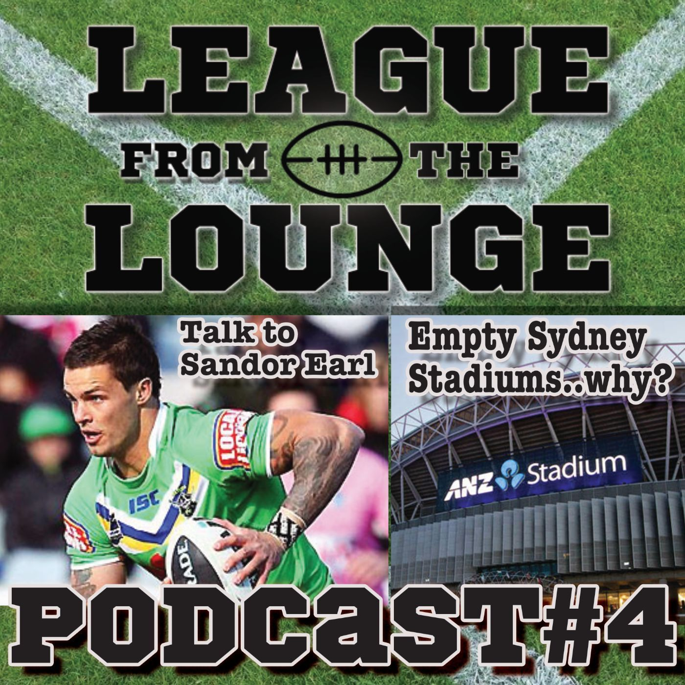 LEAGUE FROM THE LOUNGE EP-4