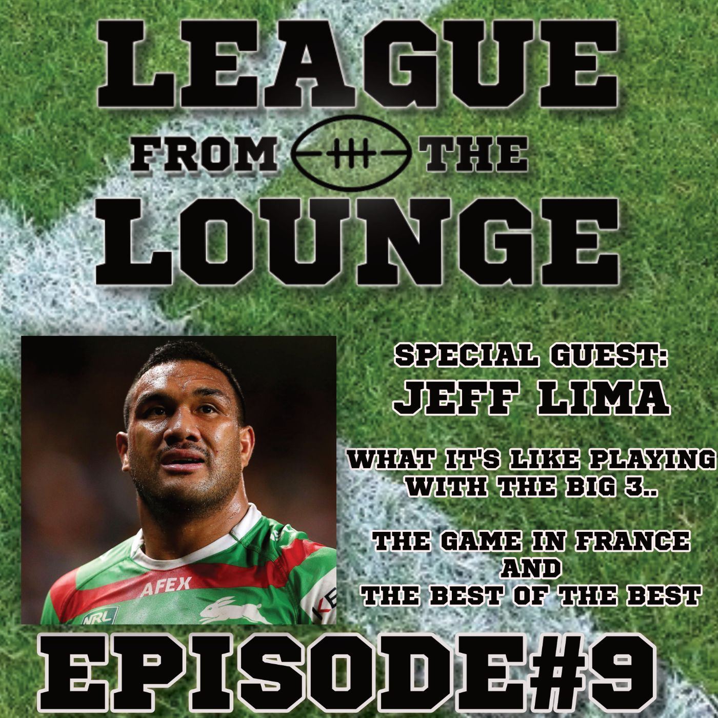 EPISODE #9 - LEAGUE FROM THE LOUNGE