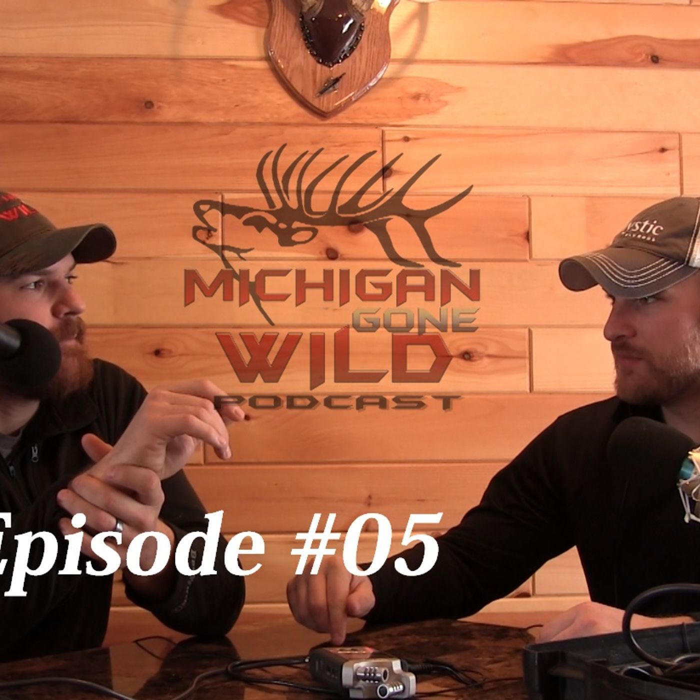 Alvin and Arron Talk Goals for 2018, Deer Hunting, and the Hunting Industry - Episode 5