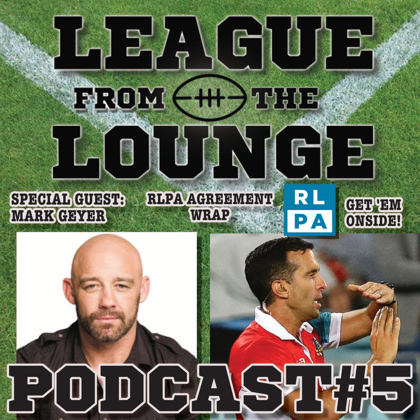 LEAGUE FROM THE LOUNGE EP-5