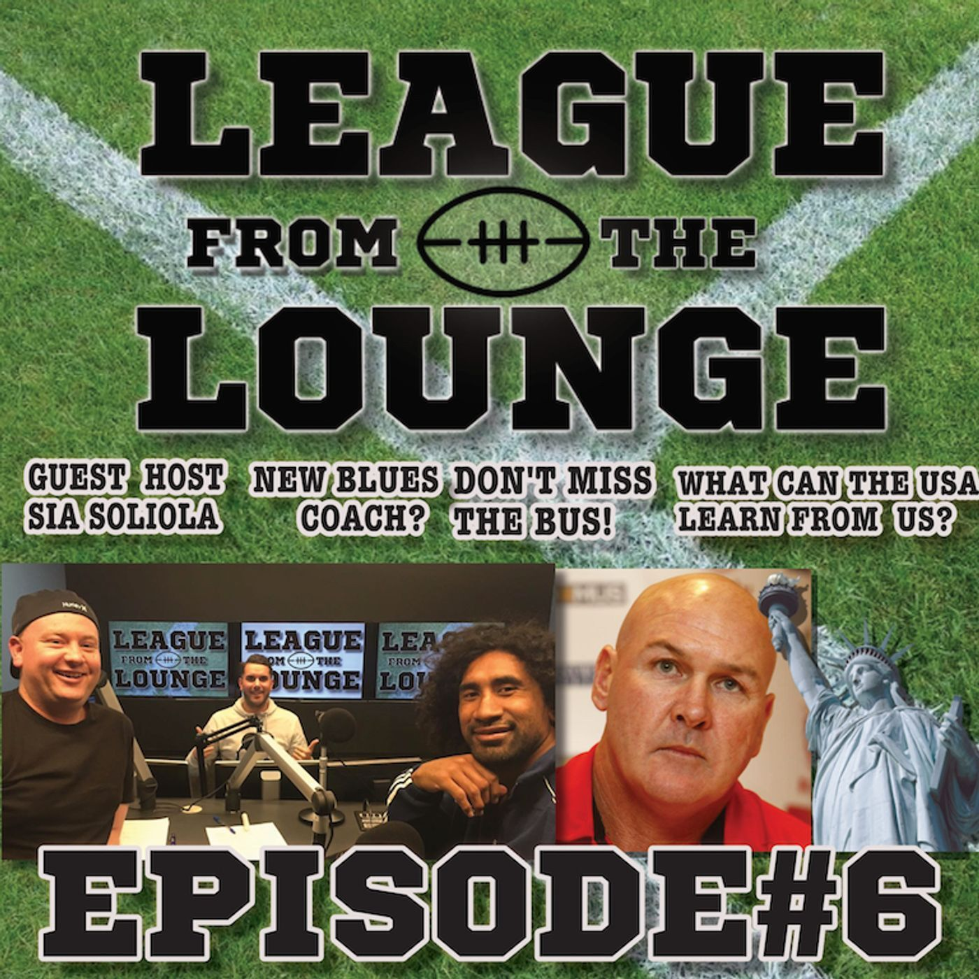 LEAGUE FROM THE LOUNGE # 6