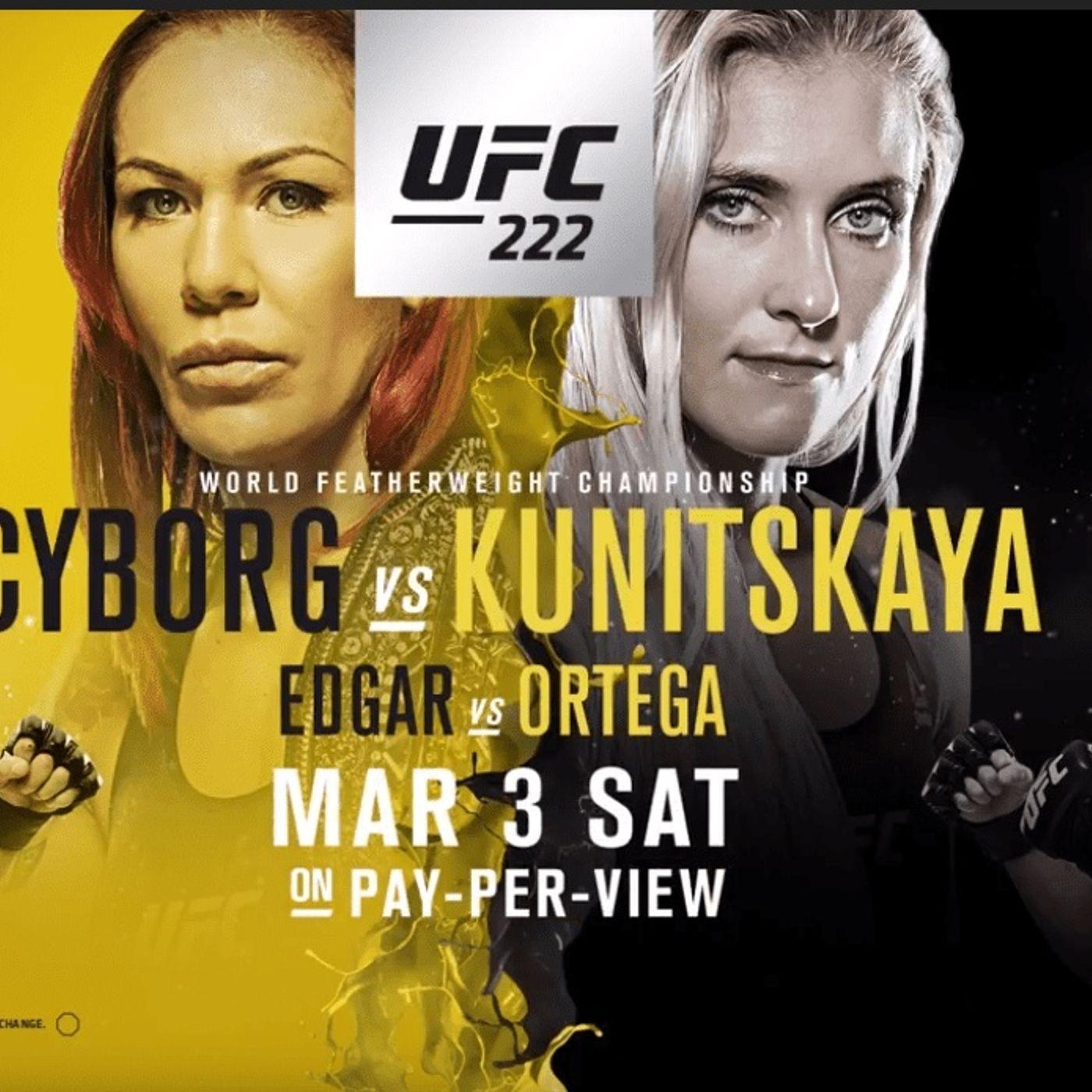 MMA 2 the MAX #32: Cyborg vs. Kunitskaya Review