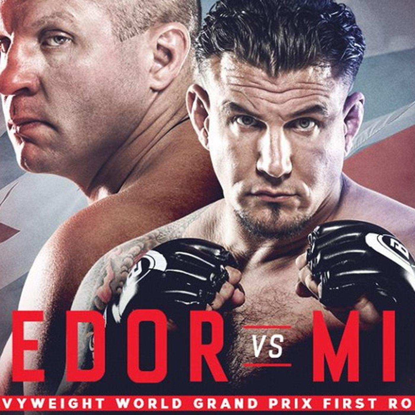 MMA 2 the MAX #39: Fedor vs. Mir Review