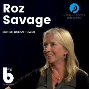 Listen to Episode #22: Roz Savage
