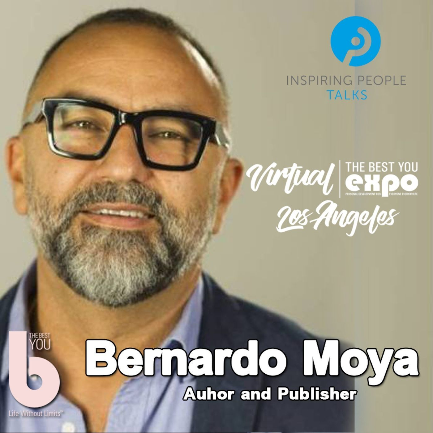 Listen to It's Time To Think - To Act...To Be More, With Less.. Bernardo's talk at The EXPO