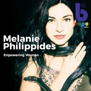 Listen to Melanie Philippides at The Best You EXPO