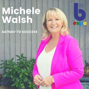Listen to Michele Walsh at The Best You EXPO
