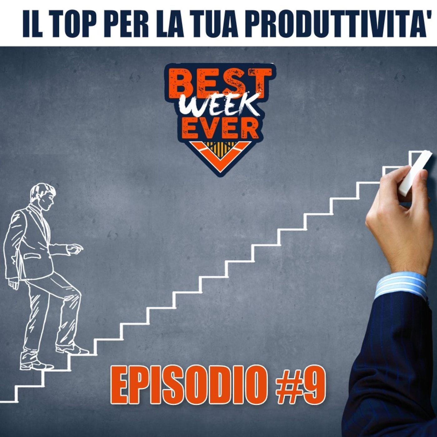 Episodio 9 - Bruce Lipton, Podcasting, MixMax, Marco Montemagno