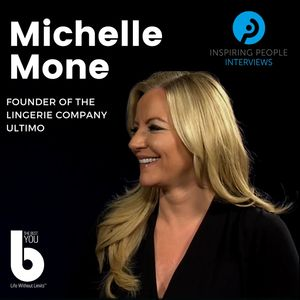 Listen to Episode #39: Baroness Michelle Mone