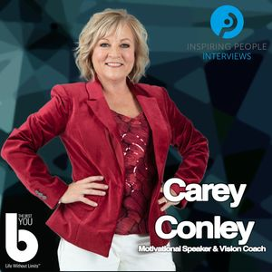 Listen to Episode #61: Carey Conley