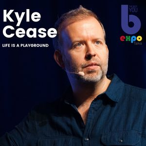 Listen to Kyle Cease at The Best You EXPO
