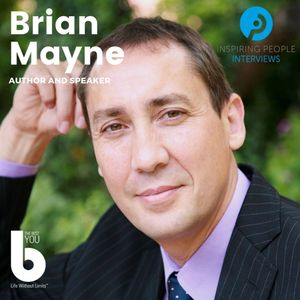 Listen to Episode #54: Brian Mayne