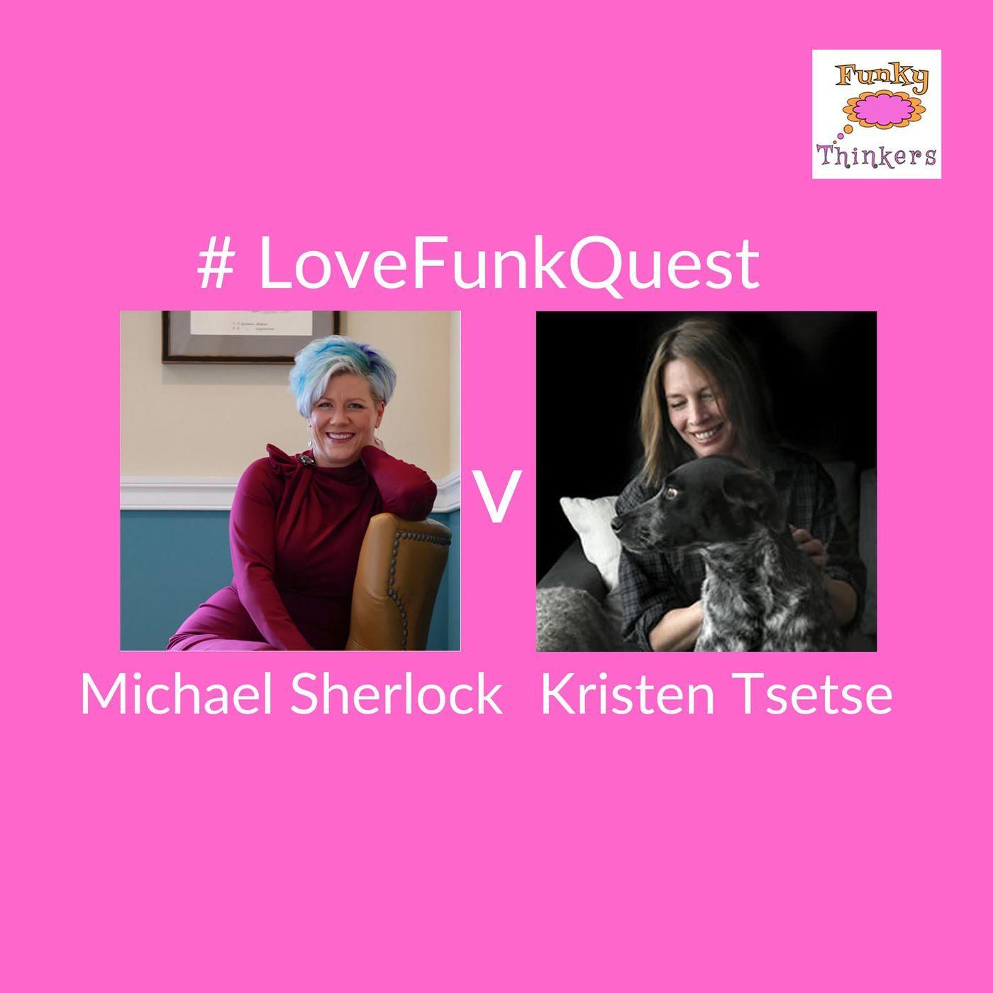 Michael v Kristen FunkQuest - season 1 playoffs - 1st round