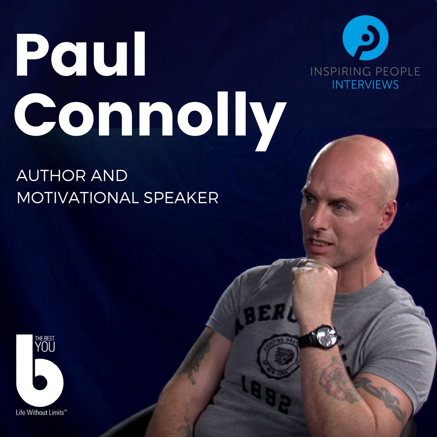 Listen to Episode #10: Paul Connolly
