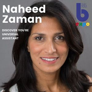 Listen to Naheed Zaham at The Best You EXPO