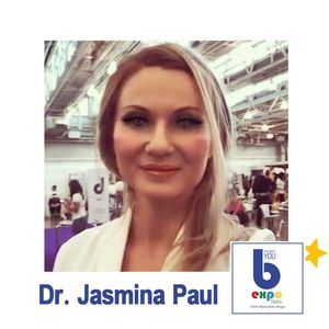 Listen to Dr. Jasmina Paul at The Best You EXPO