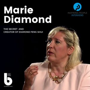 Listen to Episode #21: Marie Diamond