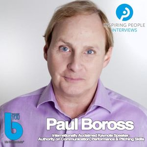 Listen to Episode #93: Paul Boross