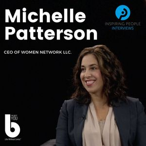 Listen to Episode #24: Michelle Patterson